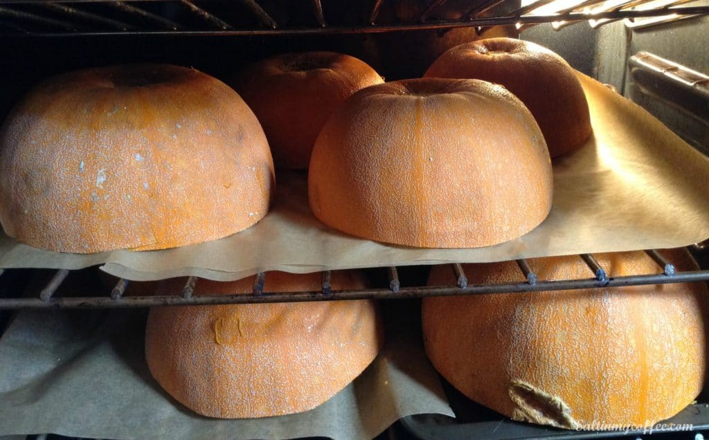 how to cook pumpkin for puree
