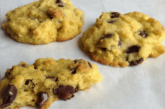 coconut flour chocolate chip