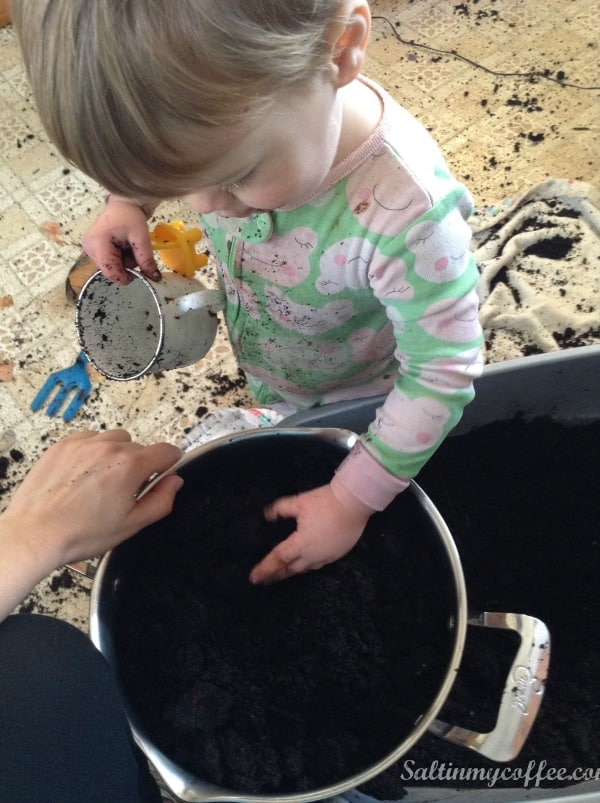 how to pasteurize potting soil