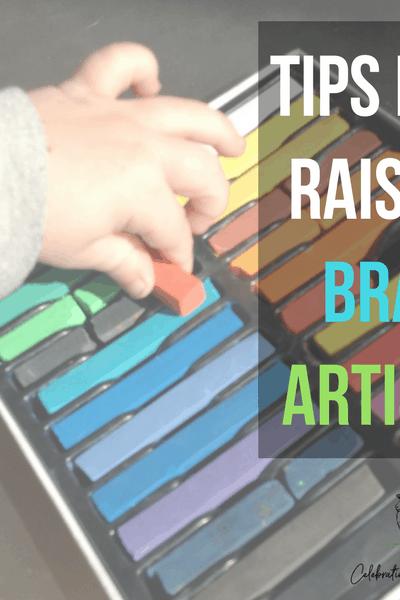 raising brave artists