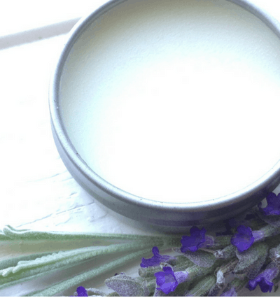 frankincense lavender calendula balm