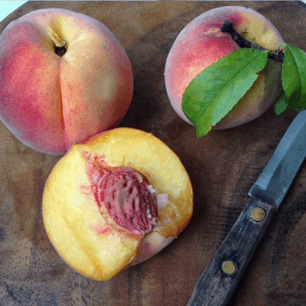 peaches for home canning