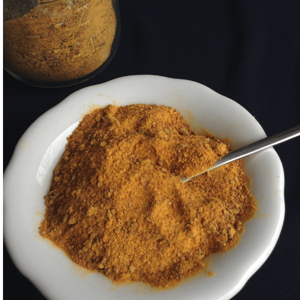 dried pumpkin powder
