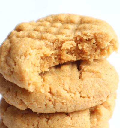 lourless peanut butter cookies