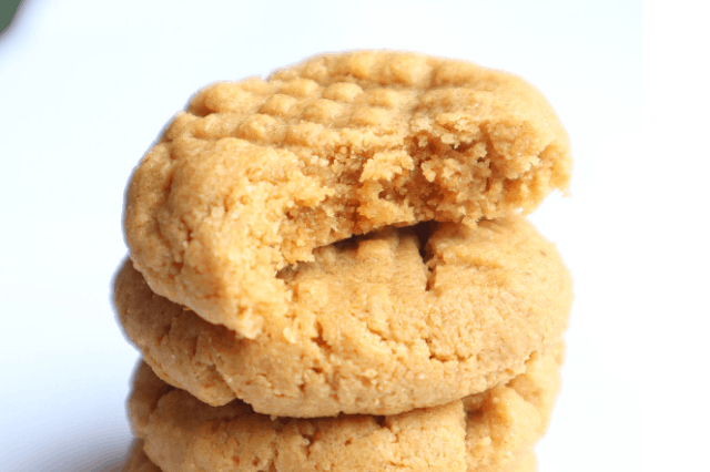 lourless peanut butter cookies