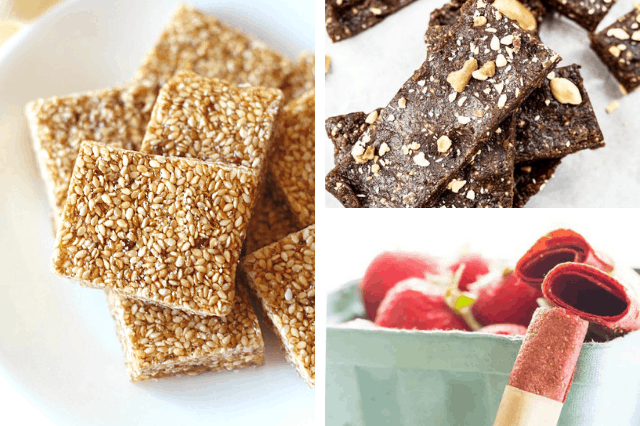 paleo road trip snacks