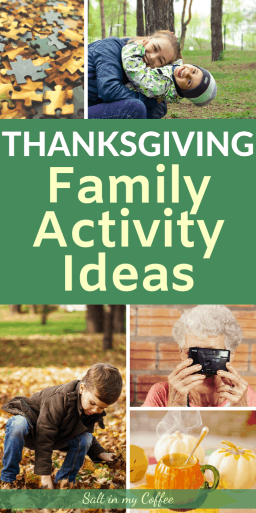 Thanksgiving Day Family Activities