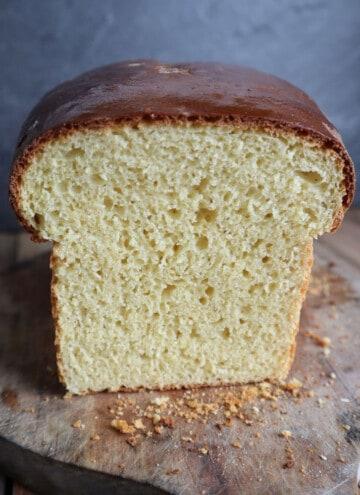 Einkorn Sandwhich bread