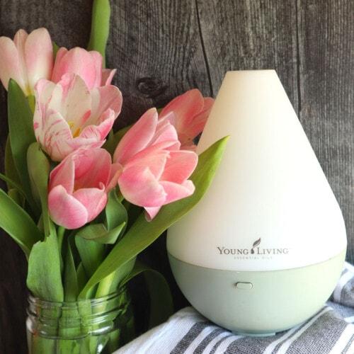 Favorite Spring Diffuser Blends