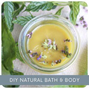 Natural Bath & Body Care