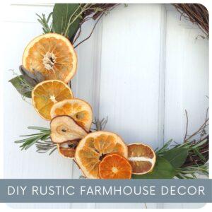 Rustic Farmhouse Decor